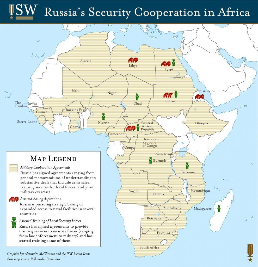 Россия в Африке