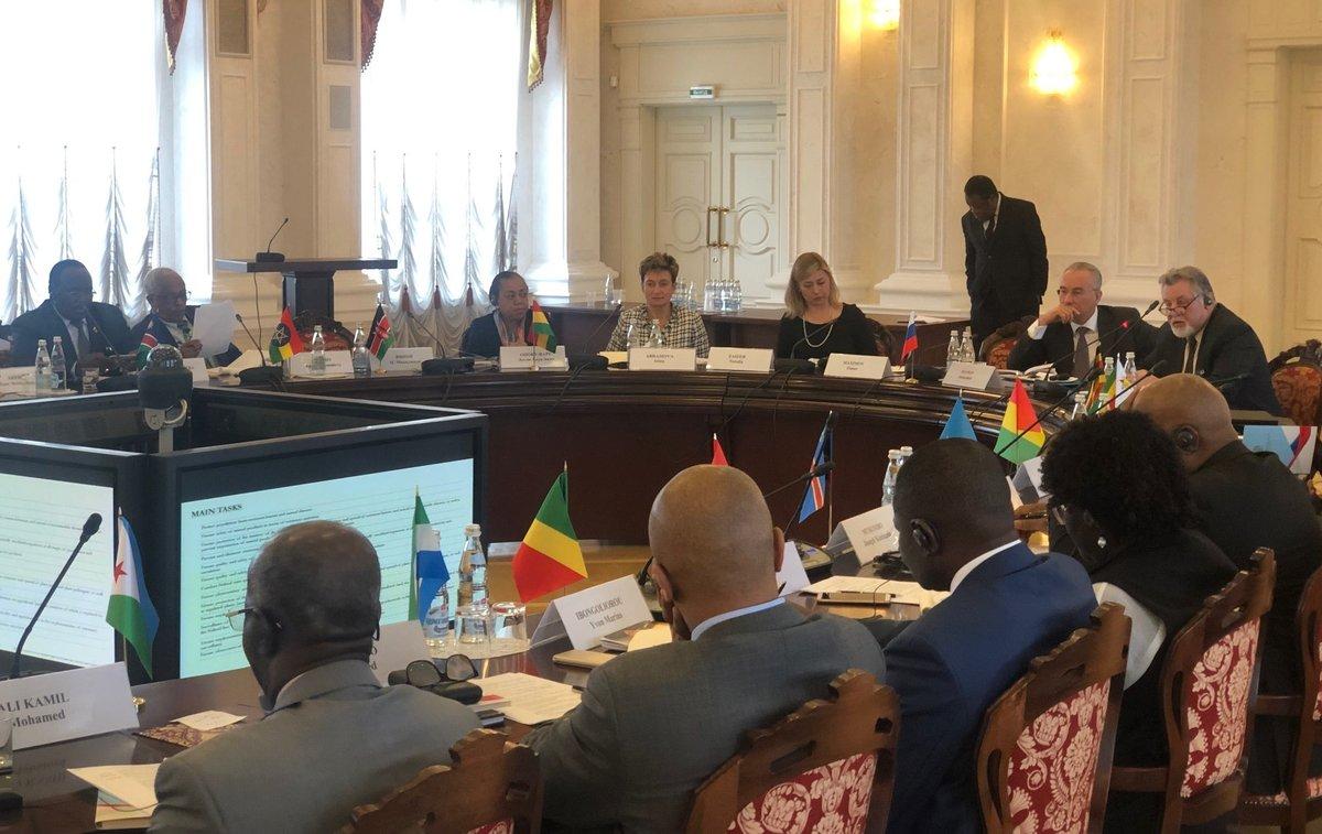 Россия возвращается в Африку всерьёз и надолго