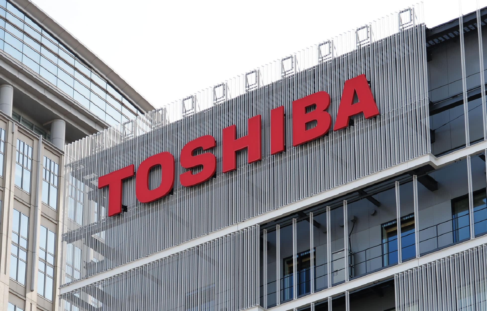 Япония Toshiba выводит производство, Китай